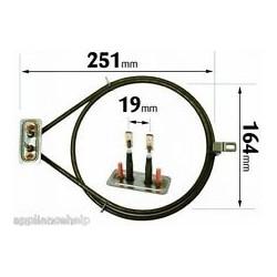 AEG ELE4711 Fan Oven Element 2000W