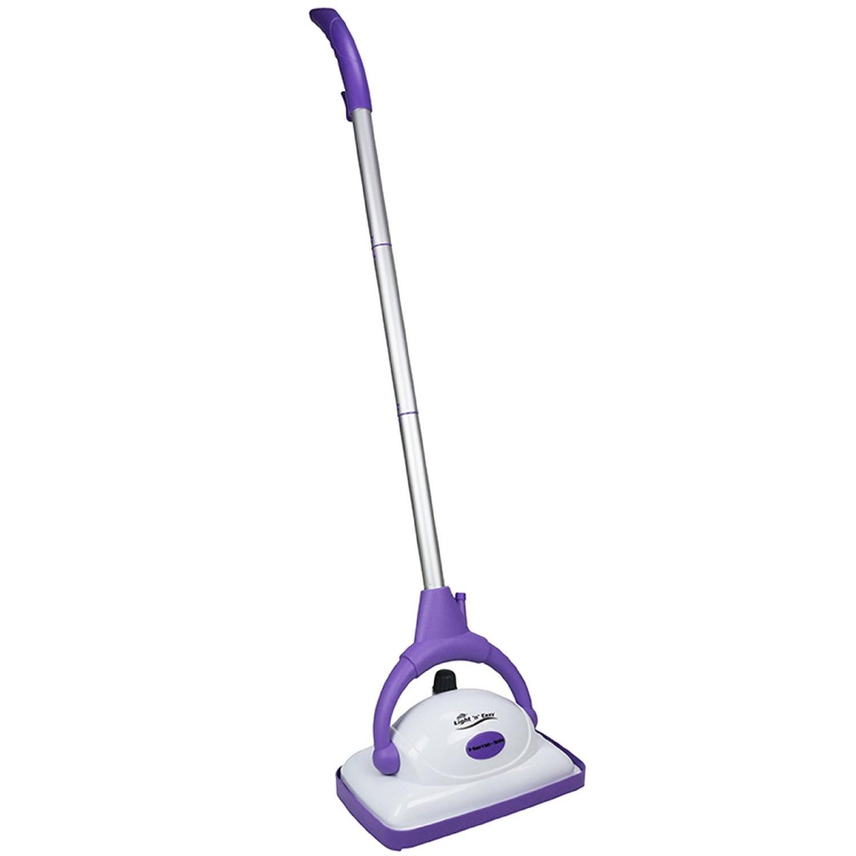 Home-Tek Light \'n\' Easy Eco Steam Cleaner Mop HT872 1500W Ice Blue
