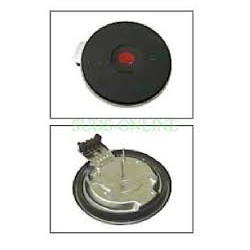 UNIVERSAL 180MM 2000Watt HIGH SPEED Solid Electric Hotplate